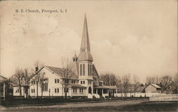 Methodist Episcopal Church, Long Island