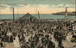 A Crowded Beach