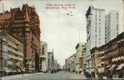 Fifth Avenue North of 33rd Street