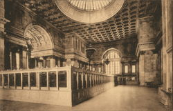 The National City Bank of New York, Banking Screen, Main Floor
