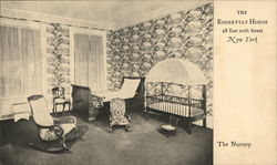 The Roosevelt Hotel, The Nursery