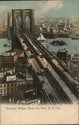Brooklyn Bridge, Bird's Eye View