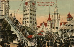 The Scaler Luna Park