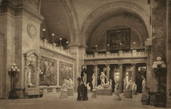 Hall, Metropolitan Museum of Art