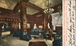 The Lounge, Prince George Hotel