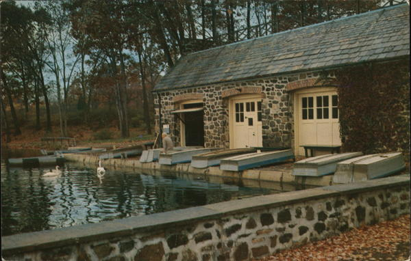 Boat House, Valeria Home Oscawana New York