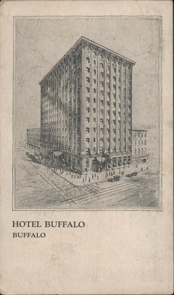 Hotel Buffalo New York