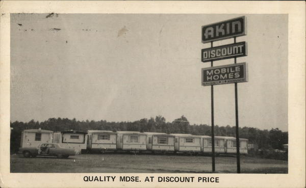 Akin Discount Mobile Homes Meridian Mississippi Trailers, Campers & RVs