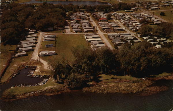 Ralph's Lake Shore Trailer Park Leesburg Florida