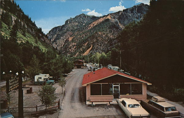 4J+1+1 Trailer Park, Campground Ouray Colorado Trailers, Campers & RVs