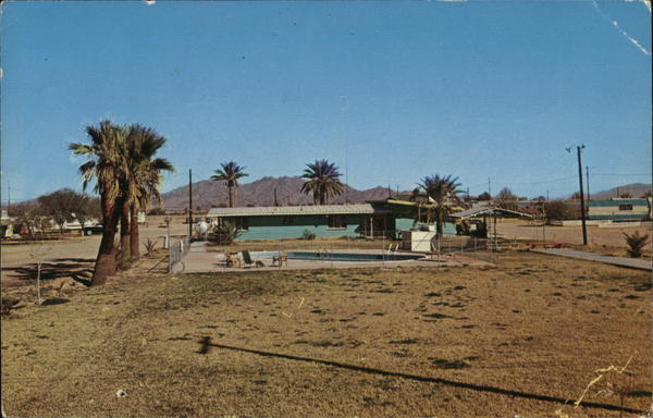 Collier Trailer Park Gila Bend Arizona Trailers, Campers & RVs