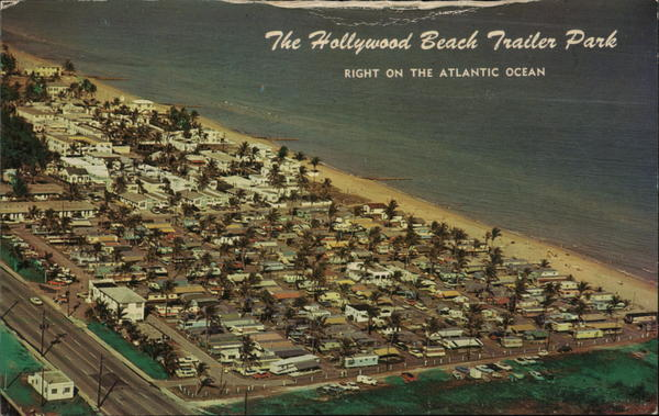 The Hollywood Beach Trailer Park Florida Trailers, Campers & RVs