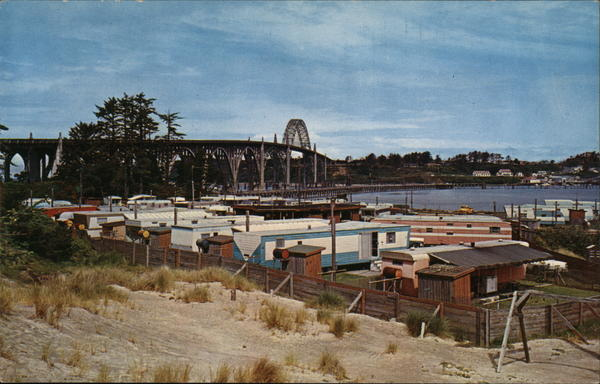 Sportsmans Trailer Park Newport Oregon Trailers, Campers & RVs