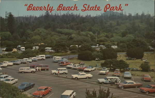 Beverly Beach State Park Newport Oregon Trailers, Campers & RVs