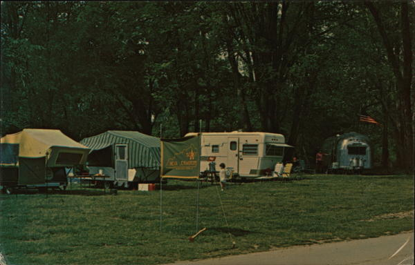 Riverside Camping, Beach Bend Park Bowling Green Kentucky