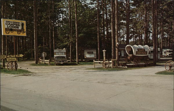Town & Country Camper Lodge Perry Florida Trailers, Campers & RVs