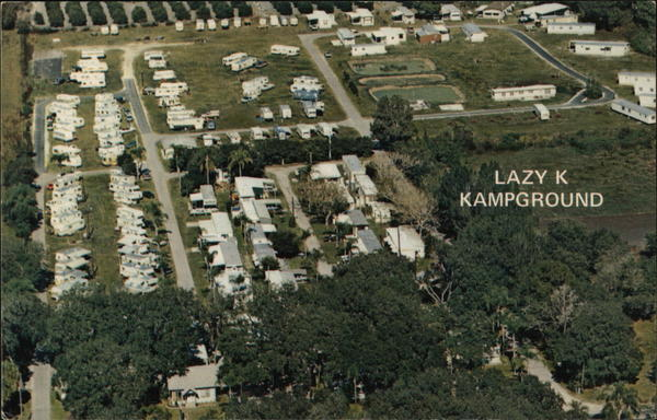 Lazy K Kampground & Central Florida Mobile Home Park Dundee