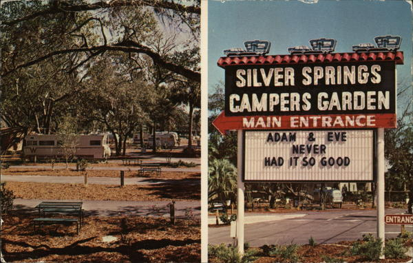 Silver Springs Campers Garden Florida Trailers, Campers & RVs