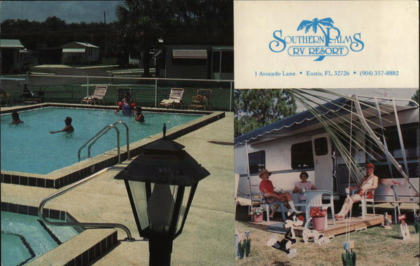 Southern Palms RV Resort Eustis Florida