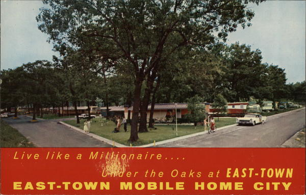East-Town Mobile Home City Gary Indiana Trailers, Campers & RVs