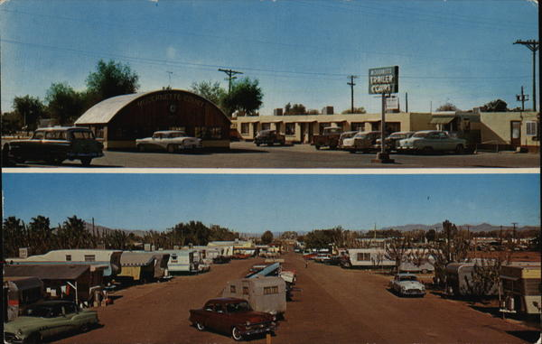 Modernette Court Tempe Arizona Trailers, Campers & RVs
