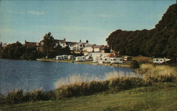 Kirck Loch Caravan Site