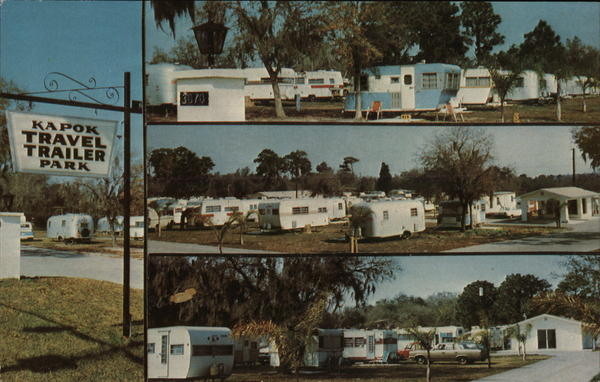 Kapok Travel Trailer Park Clearwater Florida Trailers, Campers & RVs