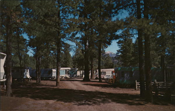 Kit Carson Park Flagstaff Arizona Trailers, Campers & RVs