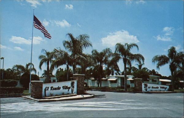 El Ranch Village Bradenton Florida Trailers, Campers & RVs