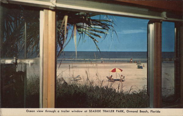 Seaside Trailer Park Ormond Beach Florida Trailers, Campers & RVs