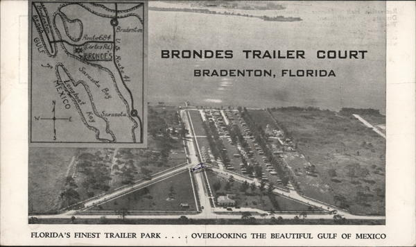 Brondes Trailer Court Bradenton Florida Trailers, Campers & RVs