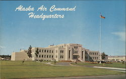 Alaska Air Command Headquarters