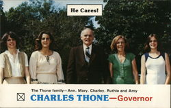 Charles Thone for Governor