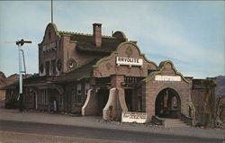 Las Vegas and Tonopah Railway Depot