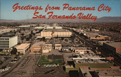 Greetings from Panorama City San Fernando Valley