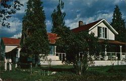 Robert Louis Stevenson Memorial Cottage