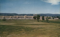 View of I.B.M. Plant