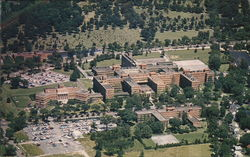 Aerial View of the Medical Center of the University of Rochester