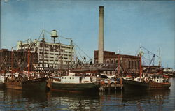 New Bedford Waterfront