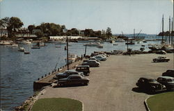 Public Landing at Camden Harbor