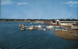 Crosby's Yacht Basin, Cape Cod