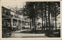 Will Rogers Sunset Lodge