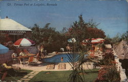 Terrace Pool at Ledgelets
