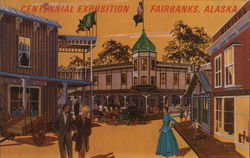 Alaska Centennial Exposition
