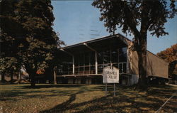 Burling Library, Grinnell College