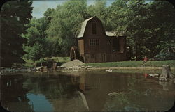 Picturesque Grist Mill