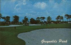 Greynolds Park Golf Course