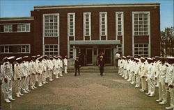 Maine Maritime Academy Graduation Ceremony