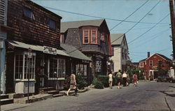 Bearskin Neck Postcard