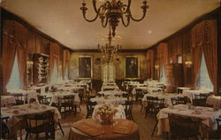 The Colonial Room, General Washington Inn